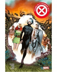 X-Men: House of X / Powers of X TP (Ed. inglesa)