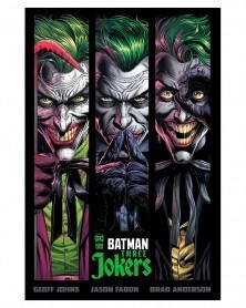 Batman: Three Jokers HC (capa dura)