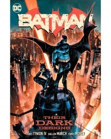 Batman: Their Dark Designs HC (capa dura)