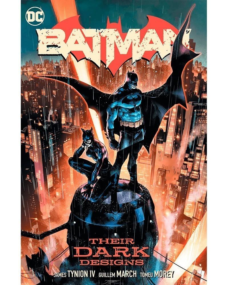 Batman: Their Dark Designs HC (capa dura)