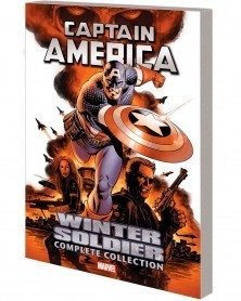 Captain America: The Winter Soldier Complete Collection TP