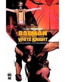 Batman: Curse of The White Knight Deluxe Ed HC, de Sean Murphy