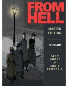 From Hell Master Edition HC (de Alan Moore e Eddie Campbell)