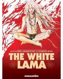 White Lama, de Jodorowsky e Bess (integral em capa dura)