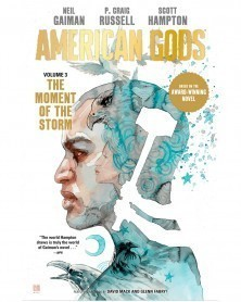 American Gods Vol.3: The Moment of The Storm HC (Neil Gaiman)
