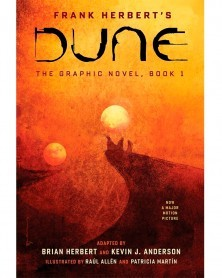 Frank Herbert's Dune The Graphic Novel Book 1 HC