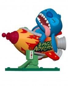 PREORDER! Funko POP Rides - Disney - Lilo & Stitch - Stitch in Rocket