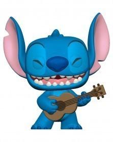 PREORDER! Funko POP Disney - Lilo & Stitch - Stitch with Ukelele