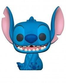PREORDER! Funko POP Disney - Lilo & Stitch - Similing Seated Stitch