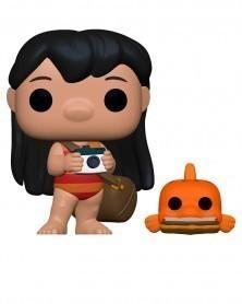 PREORDER! Funko POP Disney - Lilo & Stitch - Lilo with pudge
