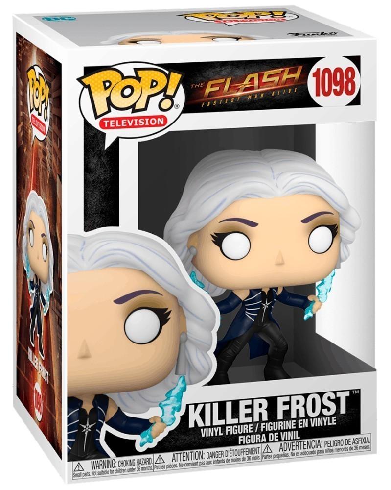 PREORDER! Funko POP Television - The Flash - Killer Frost caixa