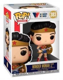 PREORDER! Funko POP WW 80th Anniversary - Wonder Woman (Golden Age) caixa