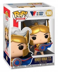 PREORDER! Funko POP WW 80th Anniversary - Wonder Woman (Challenge of The Gods) caixa