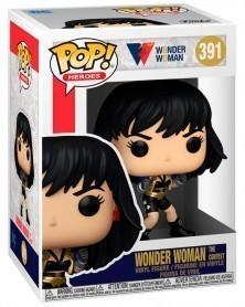 PREORDER! Funko POP WW 80th Anniversary - Wonder Woman (The Contest) caixa