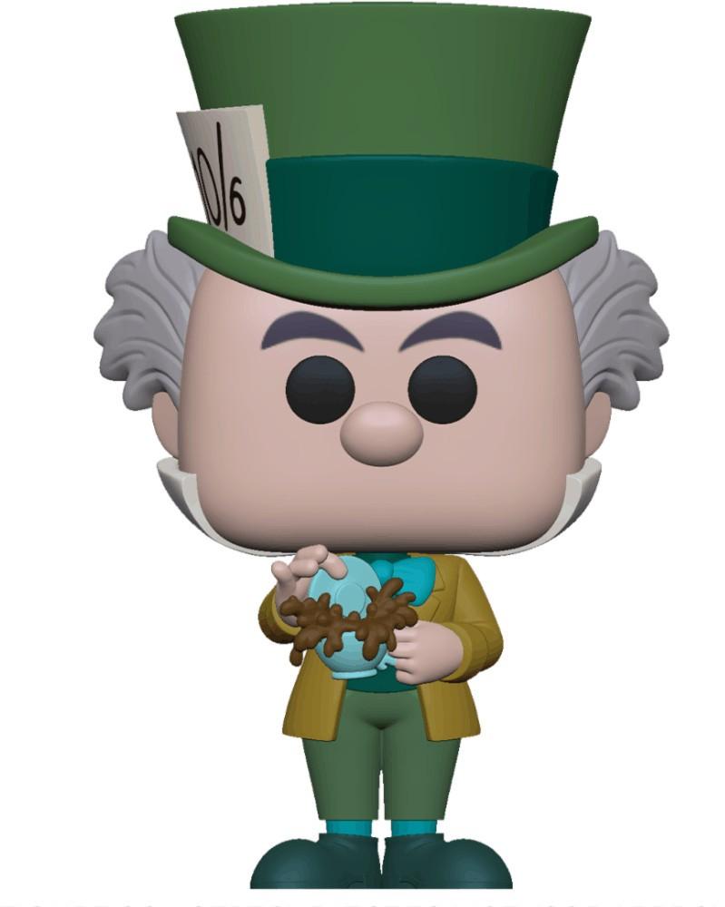 PREORDER! Funko POP Disney - Alice in Wonderland 70th - Mad Hatter
