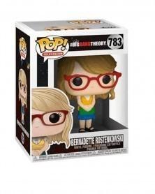 Funko POP Television - The Big Bang Theory  - Bernadette Rostenkowski caixa