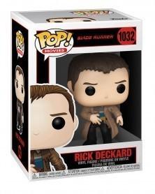 Funko POP Movies - Blade Runner - Rick Deckard caixa