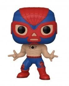 Funko POP Marvel - Lucha Libre - Spider-Man El Aracno