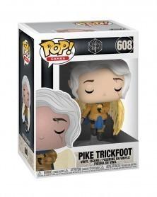 Funko POP Games - Critical Role - Pike Trickfoot caixa