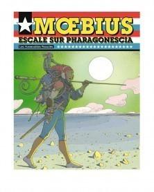 Moebius: Escale Sur Pharagonescia (Ed. Francesa)