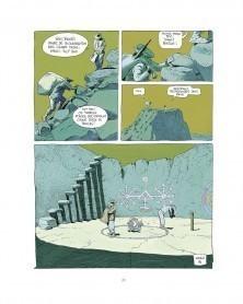 Moebius: Escale Sur Pharagonescia (Ed. Francesa) 2