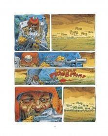 Moebius: Escale Sur Pharagonescia (Ed. Francesa) 3