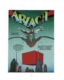 Moebius: Arzach (Ed. Francesa a cores) 1