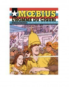 Moebius: L'Homme du Ciguri (Ed. Francesa a cores)