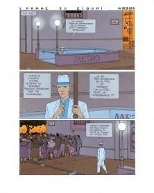 Moebius: L'Homme du Ciguri (Ed. Francesa a cores)1