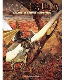 Moebius: Arzach + Le Garage Hermetique (Ed. Francesa) capa