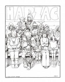 Moebius: Arzach + Le Garage Hermetique (Ed. Francesa) 2