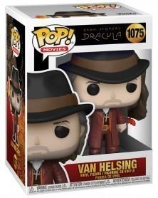 PREORDER! Funko POP Movies - Bram Stoker's Dracula - Van Helsing caixa