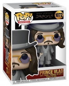 PREORDER! Funko POP Movies - Bram Stoker's Dracula - Prince Vlad caixa