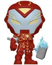 PREORDER! Funko POP Marvel - Infinity Warps - Iron Hammer