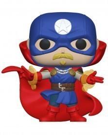PREORDER! Funko POP Marvel - Infinity Warps - Soldier Supreme