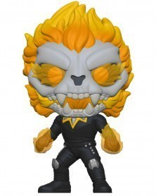 PREORDER! Funko POP Marvel - Infinity Warps - Ghost Panther