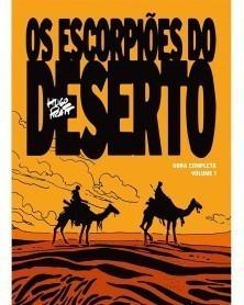 Os Escorpiões do Deserto - Obra Completa Vol.1 capa