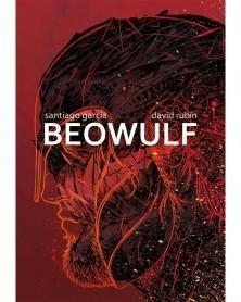 Beowulf, de Santiago García & David Rubín (Edição Portuguesa) capa