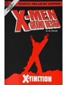 X-MEN: GRAND DESIGN - X-Tinction by Ed Piskor (Treasury Edition)