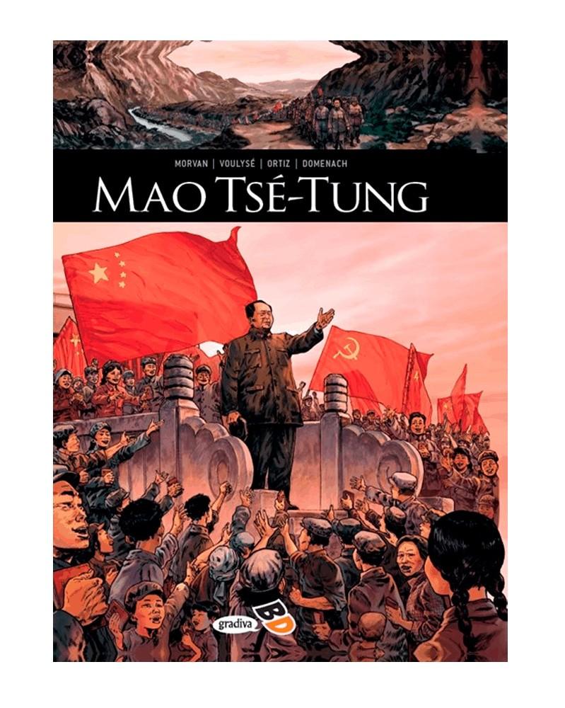 Grandes Figuras da História: Mao Tsé-Tung (Edição capa dura)
