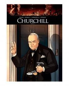 Grandes Figuras da História: Churchill Vol.2 (Edição capa dura)