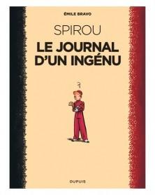 Spirou de Émile Bravo Tome1 - Le Journal d'Un Ingénu (Ed. Francesa)