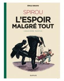 Spirou de Émile Bravo Tome 3 - L'Espoir Malgré Tout pt.2 (Ed. Francesa)