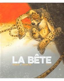 La Bête Tome 1 - Le Marsupilami de Frank Pé & Zidrou (Ed. Francesa)