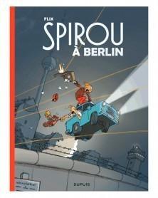 Spirou de Flix - Spirou à Berlin (Ed. Francesa Deluxe)
