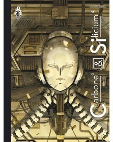 Carbone & Silicium, de Mathieu Bablet (Ed. Francesa)