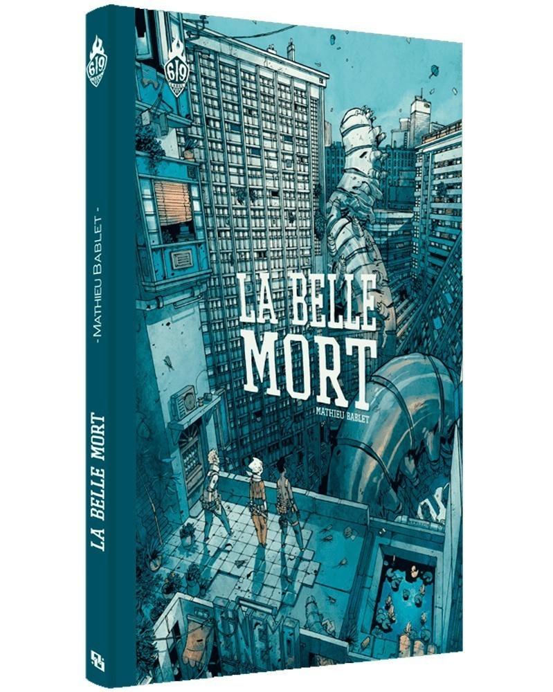 La Belle Mort - Nouvelle Édition, de Mathieu Bablet (Ed. Francesa)
