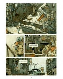 La Belle Mort - Nouvelle Édition, de Mathieu Bablet (Ed. Francesa) 4