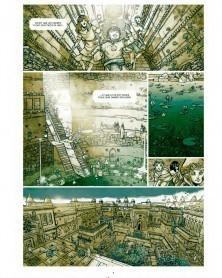 Adrastée - L'Intégrale, de Mathieu Bablet (Ed. Francesa) 2