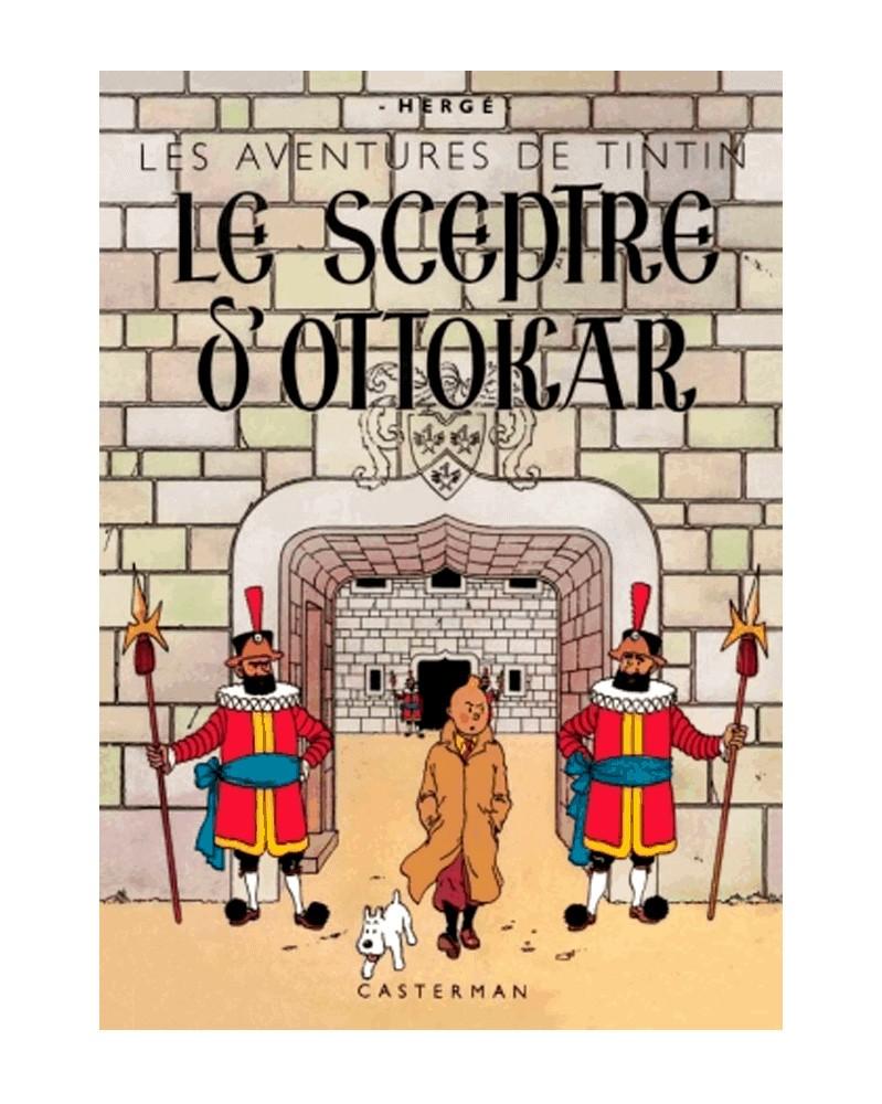 Tintin: Le Sceptre d'Ottokar - Facsimilé 1942 (Ed. Francesa)